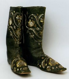 Tatar еmbroidered boots