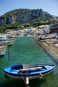 Capri - province of Naples , Campania Italy by Pascal Pro