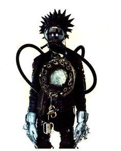 cyberpunk «