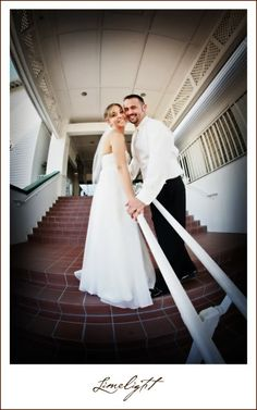 Bride And Groom At The Holiday Inn Harborside Located In Indian Rocks Beach Florida Wedding
