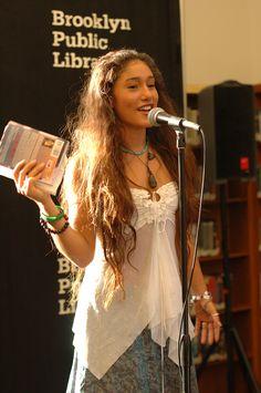 Reminder to read more often: Q'Orianka Kilcher, actress & model - Swiss and Peruvian Quechua/Huachipaeri Indian