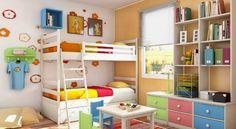 Colori Unisex per le Camere dei Bambini - Idee Pratiche