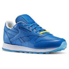 Reebok X FACE Stockholm Classic Leather - Blue