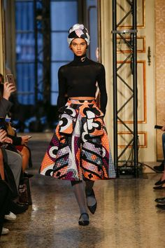 Emilio Pucci Fall 2018 Ready-to-wear Milan Collection - Vogue