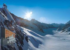 Jungfraujoch-Sphinx