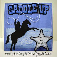 Birthday-SVG Saddle Up
