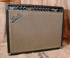 A Guide to Blackface-Era Fender Amps | Reverb