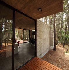 1: The AV House | A Forest Hideaway Proves Concrete And Cozy Can Go Together | Co.Design: business + innovation + design
