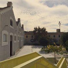 Las Cigarreras. La antigua Fábrica de Tabacos es un espacio dedicado a las actividades culturales, creativas, artísticas y de ocio. #MifotoAlicante #AlicanteCultura #Alicante