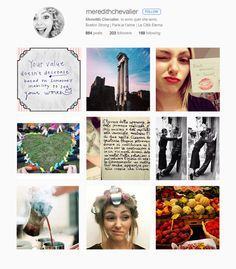 Meredith's Insta (Anna and the French Kiss)