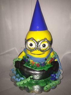 my second Minion Cake