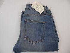 Maison Kitsune Straight Cut Jeans Size 27 #152 #MaisonKitsune #StraightCutJeans