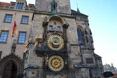 Plats: Prag, Tjeckien, Europa - Bilden tagen: 7 april 2012