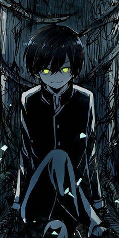 Dark Anime Wallpaper - Darkness Overload