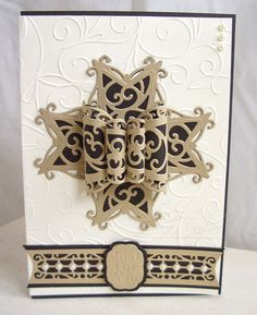 Blog tonic: Florals and Bows...new releases - a card from Edna