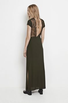 Isar long dress 3973