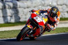 """MotoGP – Dani Pedrosa: """"Melhoramos a eletrónica e a configuração da moto"""