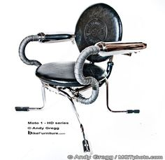 Harley Davidson Rocking Chair Ideas