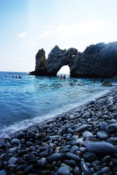 Lalaria Beach, Skiathos , Greece