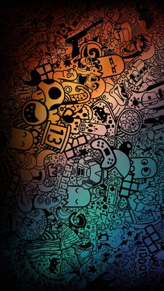 Illustrations Discover Whatsapp Wallpaper Pics pictures in the best available resolution. Cartoon Wallpaper, Graffiti Wallpaper Iphone, Apple Wallpaper, Dark Wallpaper, Galaxy Wallpaper, Iphone Wallpaper, Phone Backgrounds, Screen Wallpaper, Wallpaper Keren