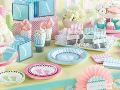 Top 10 Best Baby Shower Themes and Decoration ideas for Girls