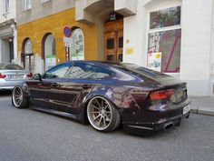Audi RS7 Sportback Widebody!