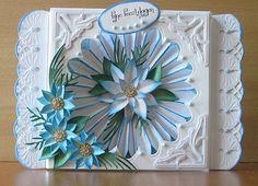 JULI 2013 - Marianne Creatables Design Die Handmade Card