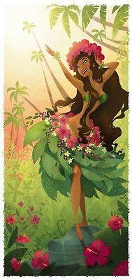 Disney Princess Moana 2018 on Pinterest   Concept Art ...