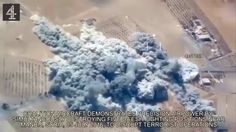 5 ISIS Targets Struck At Once By Coalition Aircraft