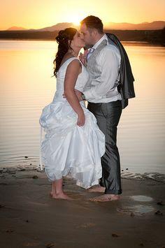 Kiss, Weddings, Sunset, Couple Photos, Couples, Pictures, Couple Shots, Wedding, Couple Photography