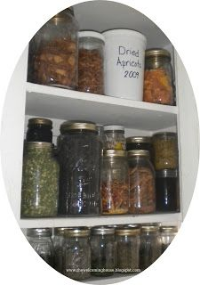 The Welcoming House: Discovering the Amazing Value of Using Dried Foods....