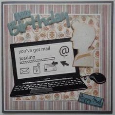 MARIANNE DESIGN COL1372 Laptop - Google-søgning