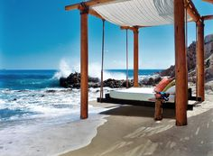Hier würde ich gerne ein wenig chillen. Los Cabos, Mexiko