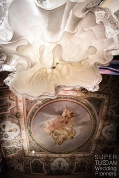 When the camera shoots up at the #weddinggown from below, you can find surprising artistic details on the ceiling! #RealWedding #pictures from a #weddinginTuscany by http://www.supertuscanweddingplanners.com/ Wedding in Tuscany - Super Tuscan Wedding Planners #Supertuscanweddingplanners #WeddinginItaly #Weddingplanner #Weddingplanners #Eventplanners #Madeintuscany #underthetuscansun #weddingabroad #tuscanywedding #weddingplannerinitaly #italianweddingplanners #tuscanweddings #weddingday