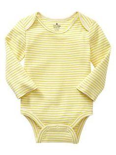 Printed lapped bodysuit | Gap