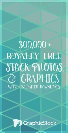 Don't miss out on the ultimate creative resource! The GraphicStock unlimited subscription comes with royalty-free access to over stock photos, vectors and design elements. Web Design, Graphic Design, Design Layouts, Design Set, Seo Blog, Just In Case, Just For You, Photography Tips, Iphone Photography
