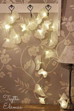 Doily lights