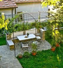 c8d032fbaea160 20 Best French Country Pergola images   Outdoors, Arbors, Iron pergola