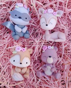 1 million+ Stunning Free Images to Use Anywhere Polymer Clay Figures, Polymer Clay Animals, Fimo Clay, Polymer Clay Art, Birthday Cale, Cake Templates, Girly Cakes, Animal Cakes, Free To Use Images