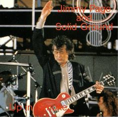 MAGE MUSIC: On This Day 29 May 1991 Jimmy Page - Reno, NV at Crystal Bay Club - jam with local band Solid Ground