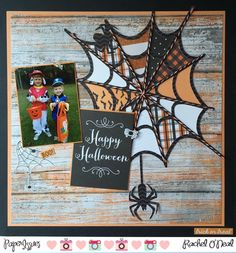 Paper Issues: Happy Halloween! Trick or Treat?! Check out these Halloween Projects! @racheloneal