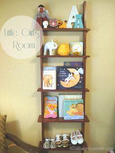 623Designs:interiors | Little A's Little Girl Room