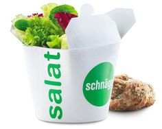 schnägg salat #packaging. tasty looking IMPDO.