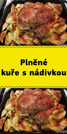 Slovak Recipes, Poultry, Pork, Food And Drink, Beef, Chicken, Kale Stir Fry, Meat, Backyard Chickens