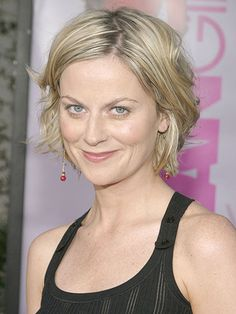 Amy Poehler TBTs - 2004 At the premiere of Mean Girls in Los Angeles   allure.com