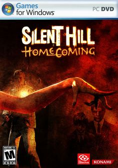 Silent Hill 5 Homecoming Download Cover Free Game