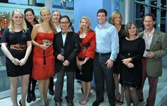 Wine Tasting for Epilepsy Research at the Mercedes dealership, October 2010