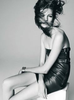 Harper's Bazaar España nos trae en la portada a Bette Franke por Nagi Sakai