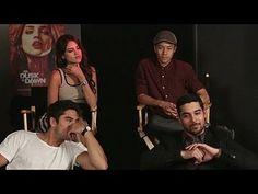 From Dusk Till Dawn: The Series - Season 1: Halloween Horror Nights 2014 Cast Q&A --  -- http://www.tvweb.com/shows/from-dusk-till-dawn-the-series/season-1--halloween-horror-nights-2014-cast-qa
