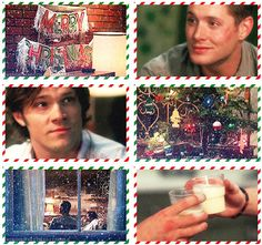 Merry SPN Christmas! Season 3  I have a lot of favorite episodes, but this one may be the best.